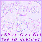 Crazy For Cats Top 50
