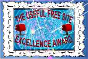 The Useful Free Site Excellence Award