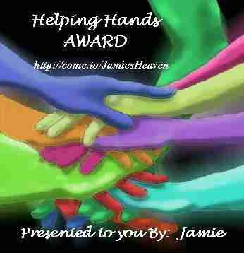 Helping Hands Award