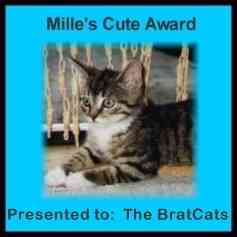 Mille's Cute Site Award