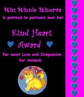 Kind Hearted Award